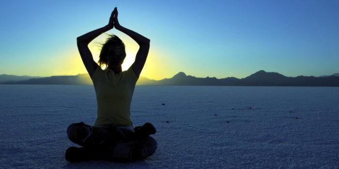 Настройка: какая мозгам польза от медитации